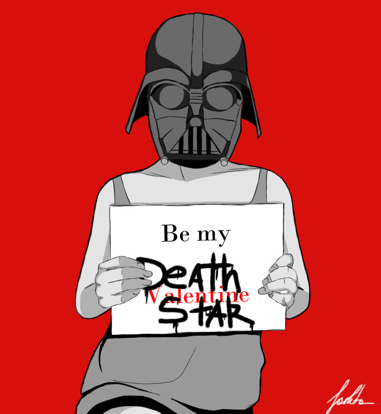Be my death star