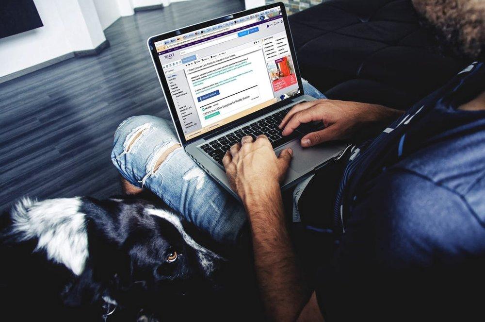 hledání IT práce