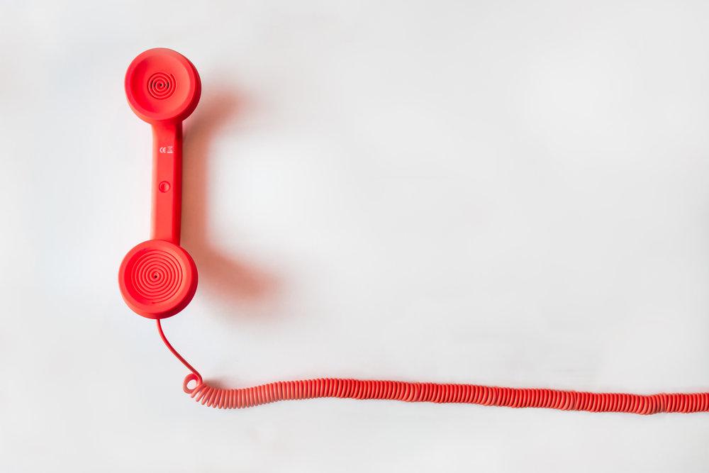 Telefonní číslo na Techloop