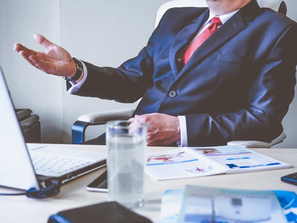 možnosť zmeniť šéfa