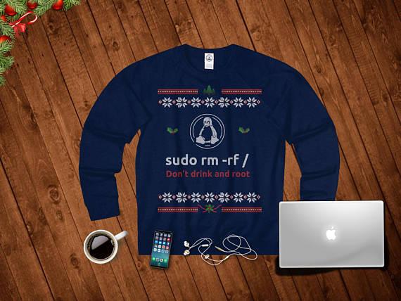 ošklivý Vánoční svetr