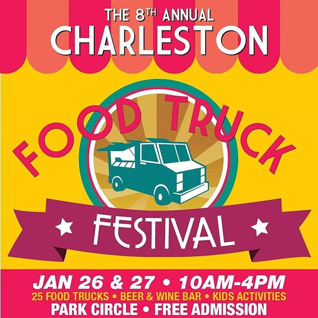 Make Sure To Come Check Us Out @chsfoodtruckfest Tomorrow & Sunday!! . . . . . . .