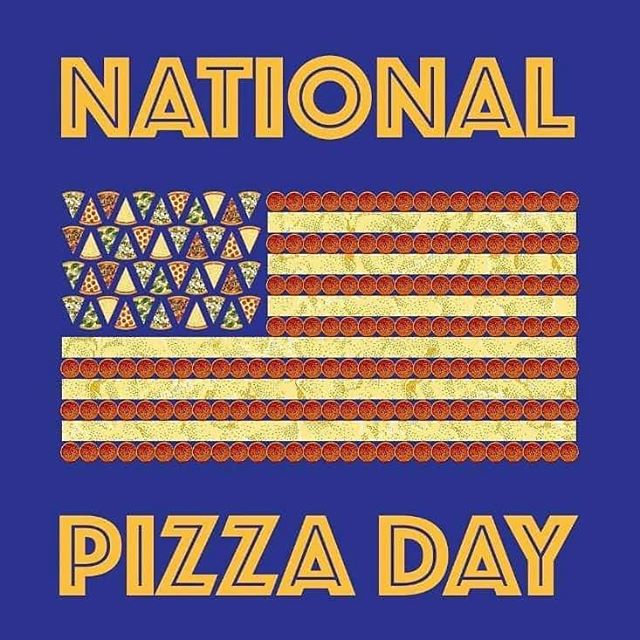 Today Is National Pizza Day!!! Come Grab A pie @newsouthbrewing 🍕🍻🍕🍻 . . . . . .