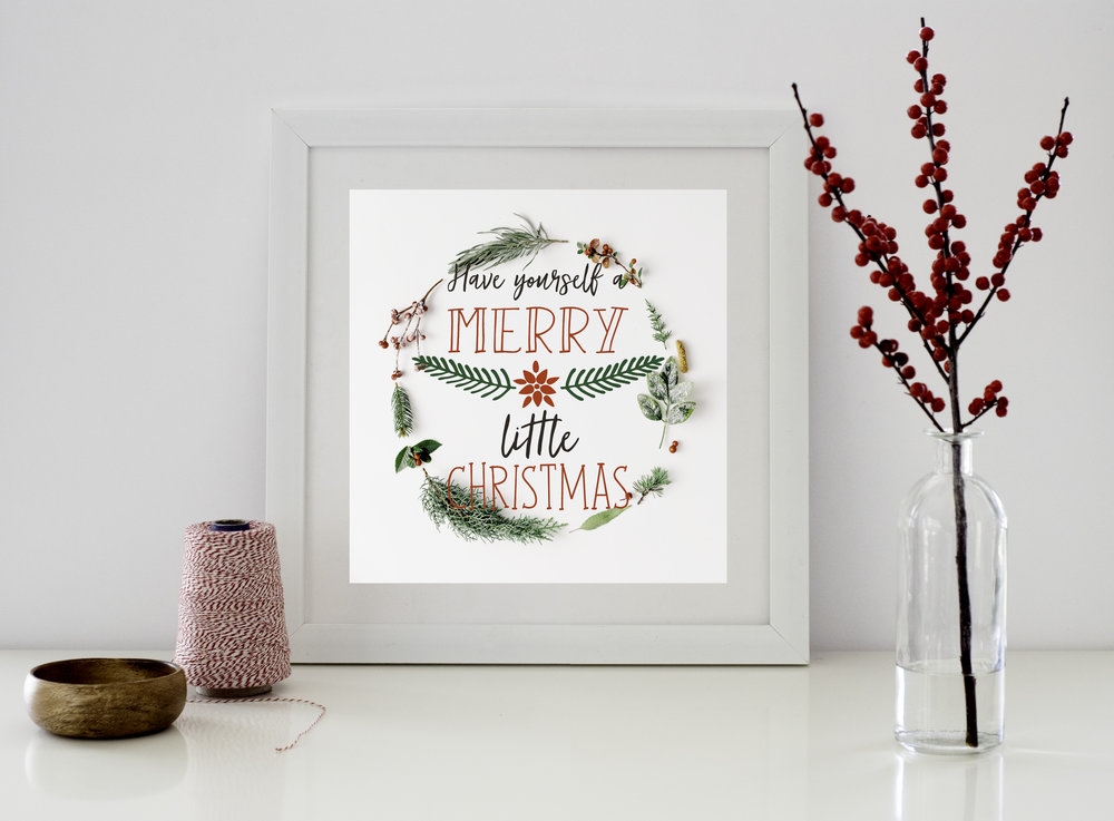 Have yourself a merry little christmas 12x12in mckp.jpg