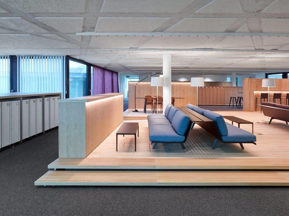LA ROCHE OFFICE DESIGN -