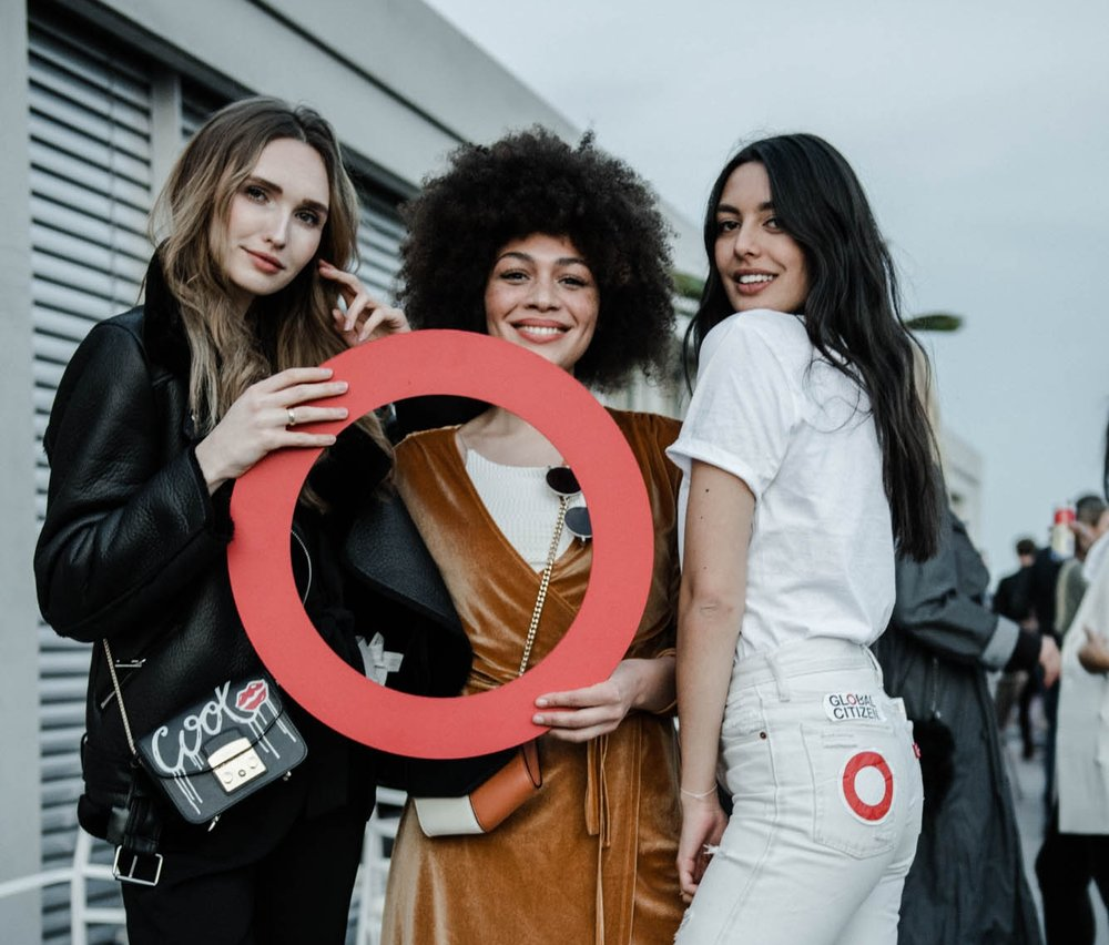 GLOBAL CITIZEN INFLUENCER CAMPAIGN -