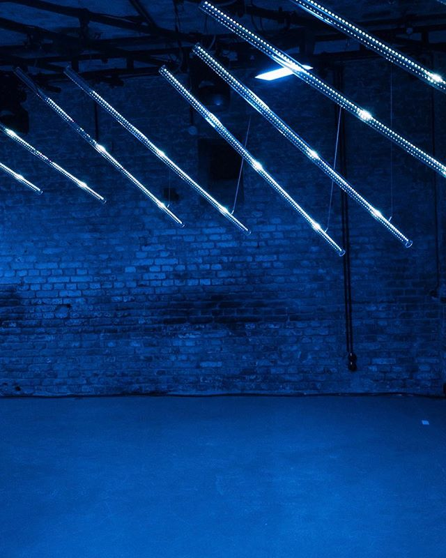 dreaminc x @prsmc light installation, scopes berlin 2018 #dreamincdesign