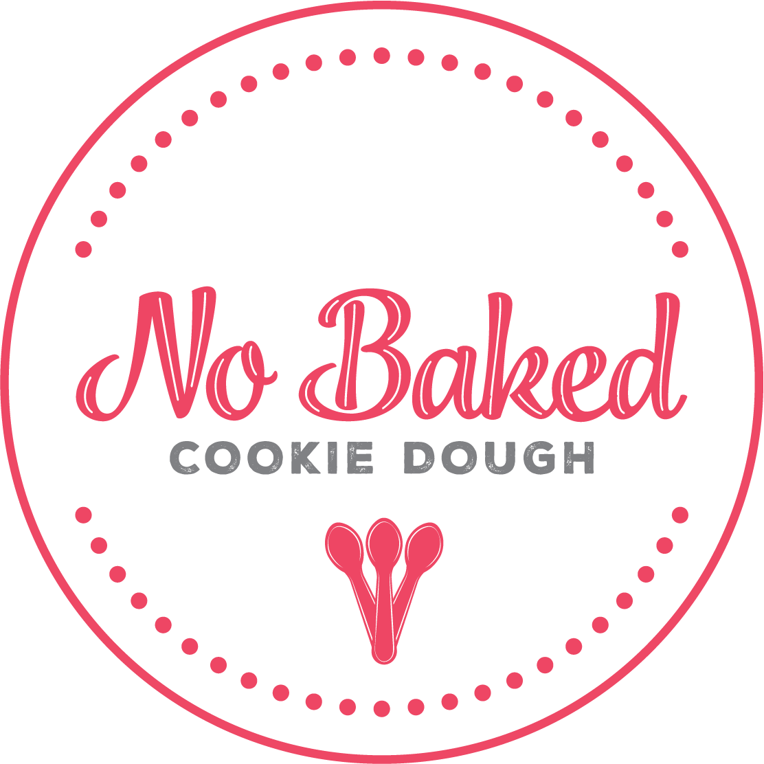 No Baked Cookie Dough
