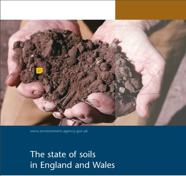 The state of soils in England and Wales    Environment Agency  March 2004   Diversity of life below ground far exceeds that above & is vital to soil health & function, but connections are only just beginning to be explored. While some impacts of mismanaging soil are obvious, dealing with them effectively requires a better knowledge.
