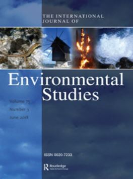 Erosion of arable soils in Britain    International Journal of Environmental Studies  February 2007   Current agricultural practices are increasing the magnitude & extent of soil erosion in Britain and other parts of Europe. Proposed strategies for soil conservation include-