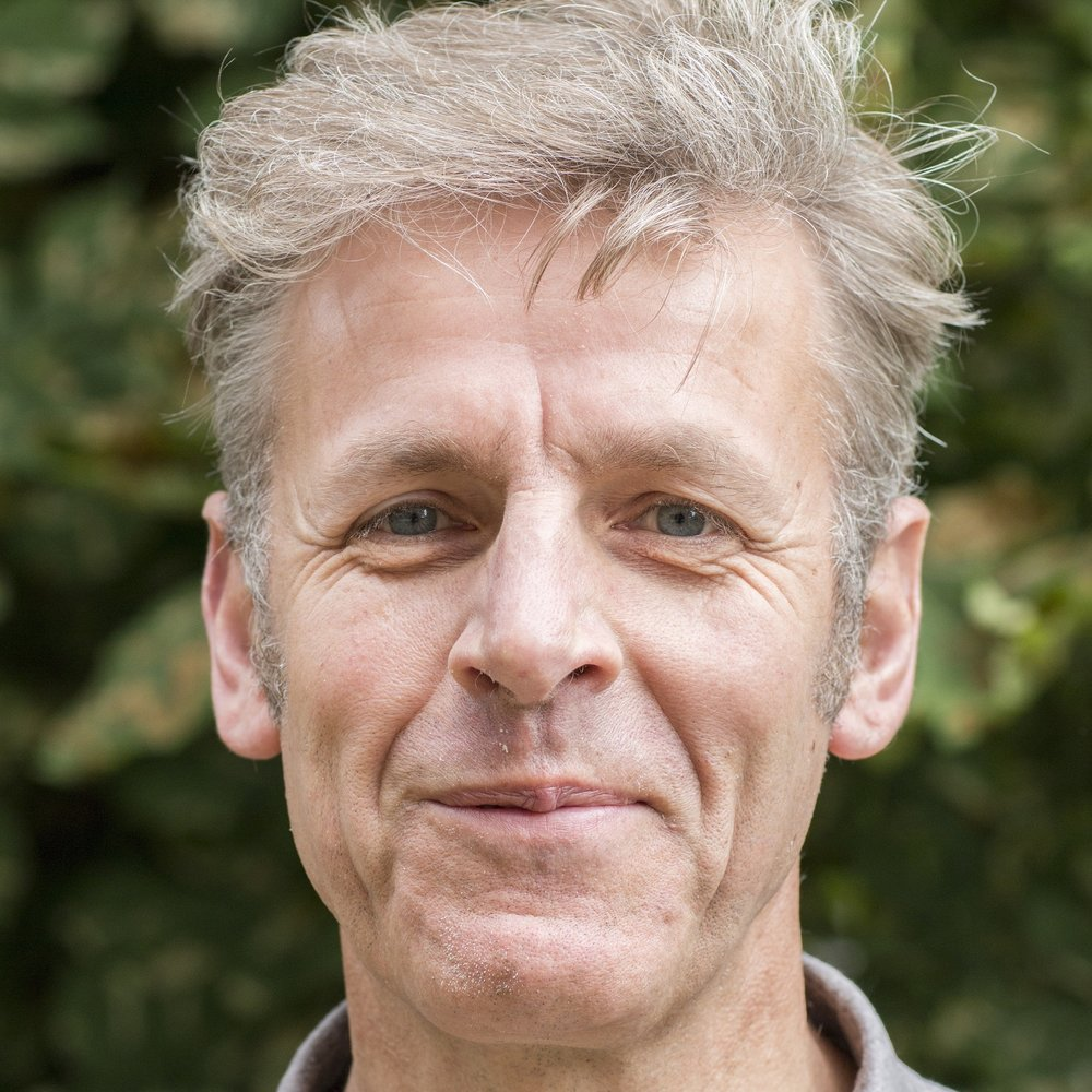 Professor Chris Collins (Chair)  Coordinator, Soil Security Programme;  Professor of Environmental Science, University of Reading