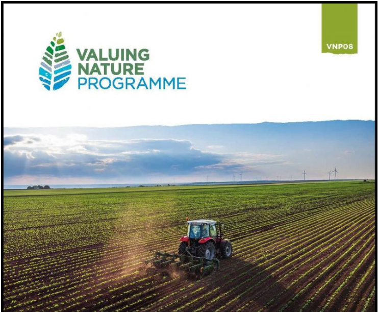 Soil natural capital valuation in agri-food businesses    Valuing Nature Programme / CEH  6 September 2018   Natural Capital… lies at the heart of the 25 Year Environment Plan & is set to play an increasingly influential role in public policy and business decision-making.