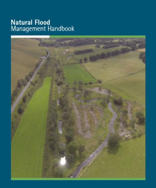 Natural Flood Management Handbook   Scottish Environment Protection Agency, Dec. 2015