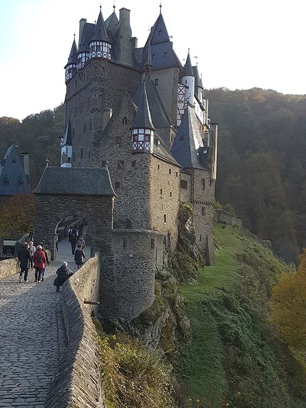 Castle hunting in Germany, this was a weekend trip and a lot of fun