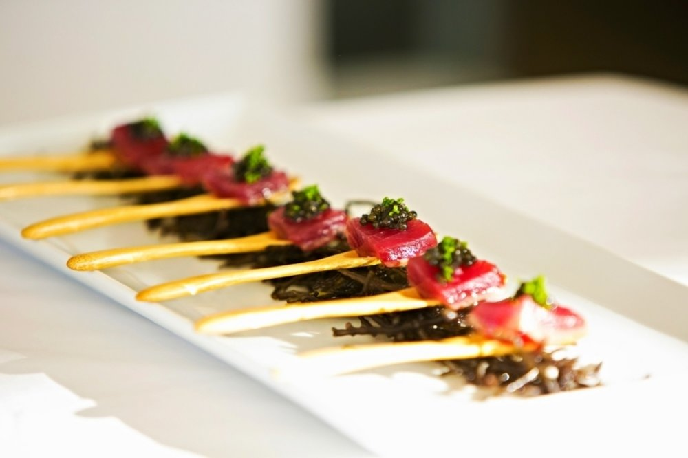 Sure to Delight  - Our specialties include Asian inspired dishes from around the Pacific Rim