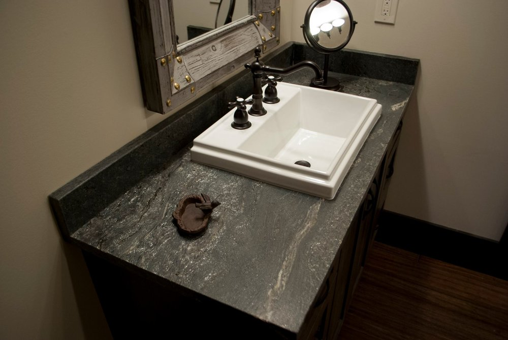 Metalicus Leathered Granite