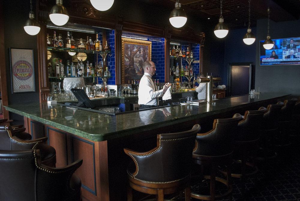 Verde Borgogna Bar