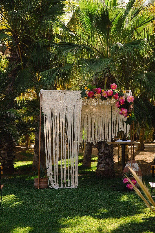 Photography:  Pink Palm Photography   Venue:  Acre Baja   Florals & Decor:  Florenta