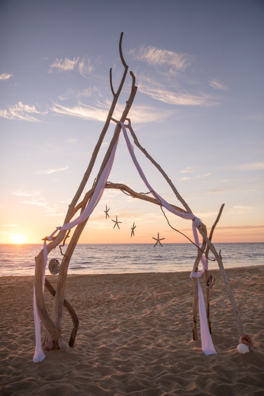 Photography:  Melissa Gayle   Venue:  Pachamama Mexico   Decor: DIY by Bride & Groom