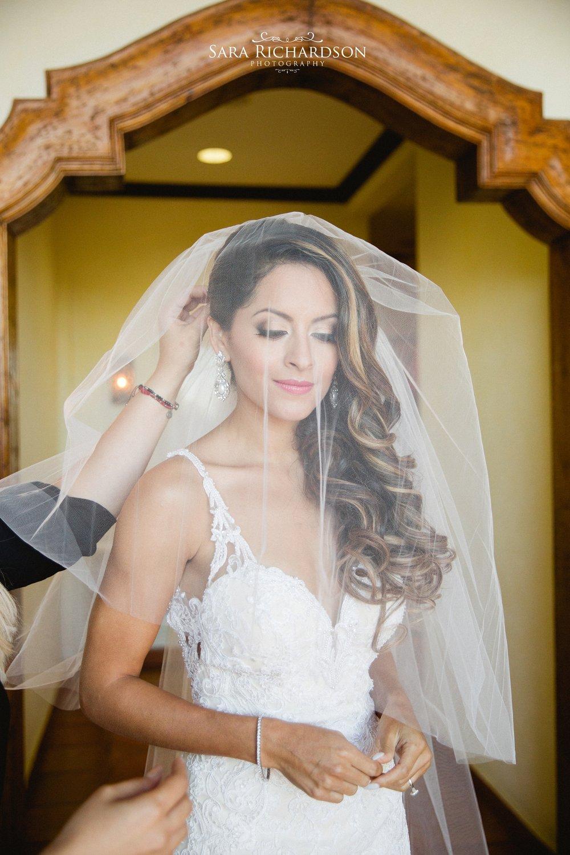 Photography:  Sara Richardson Photography    Venue:  Cabo Del Sol   Hair & Makeup:  Alma Vallejo at Cabo Makeup