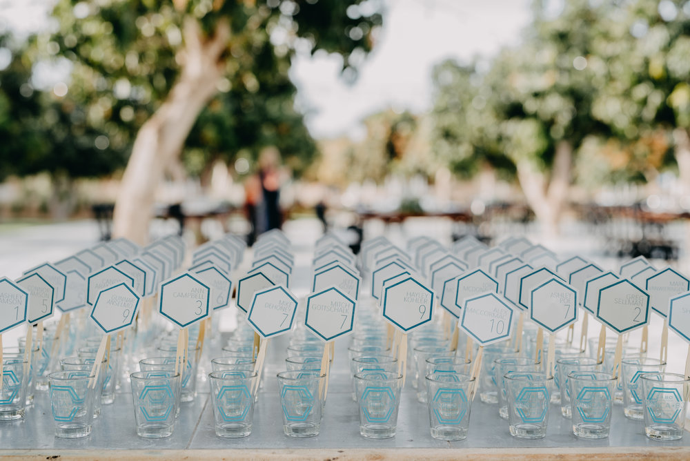 Photography:  Sara Denton   Venue:  Acre Baja   Florals & Decor:  Cabo Flowers and Cakes