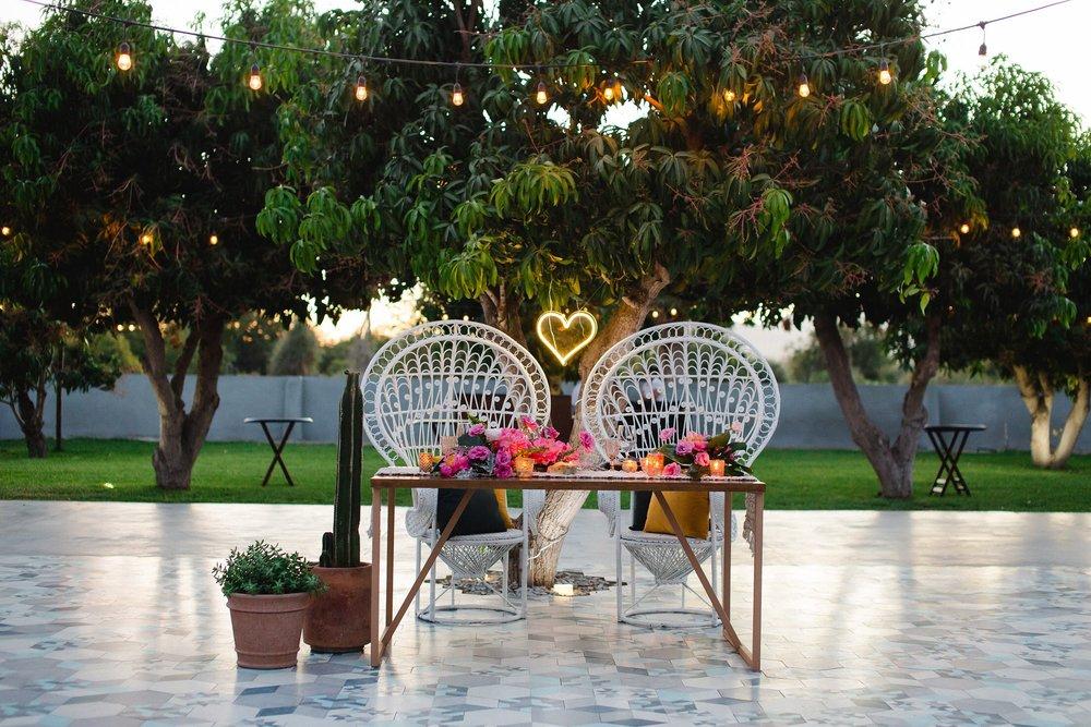 Photography:  Pink Palm Photo   Venue:  Acre Baja   Florals:  Florenta