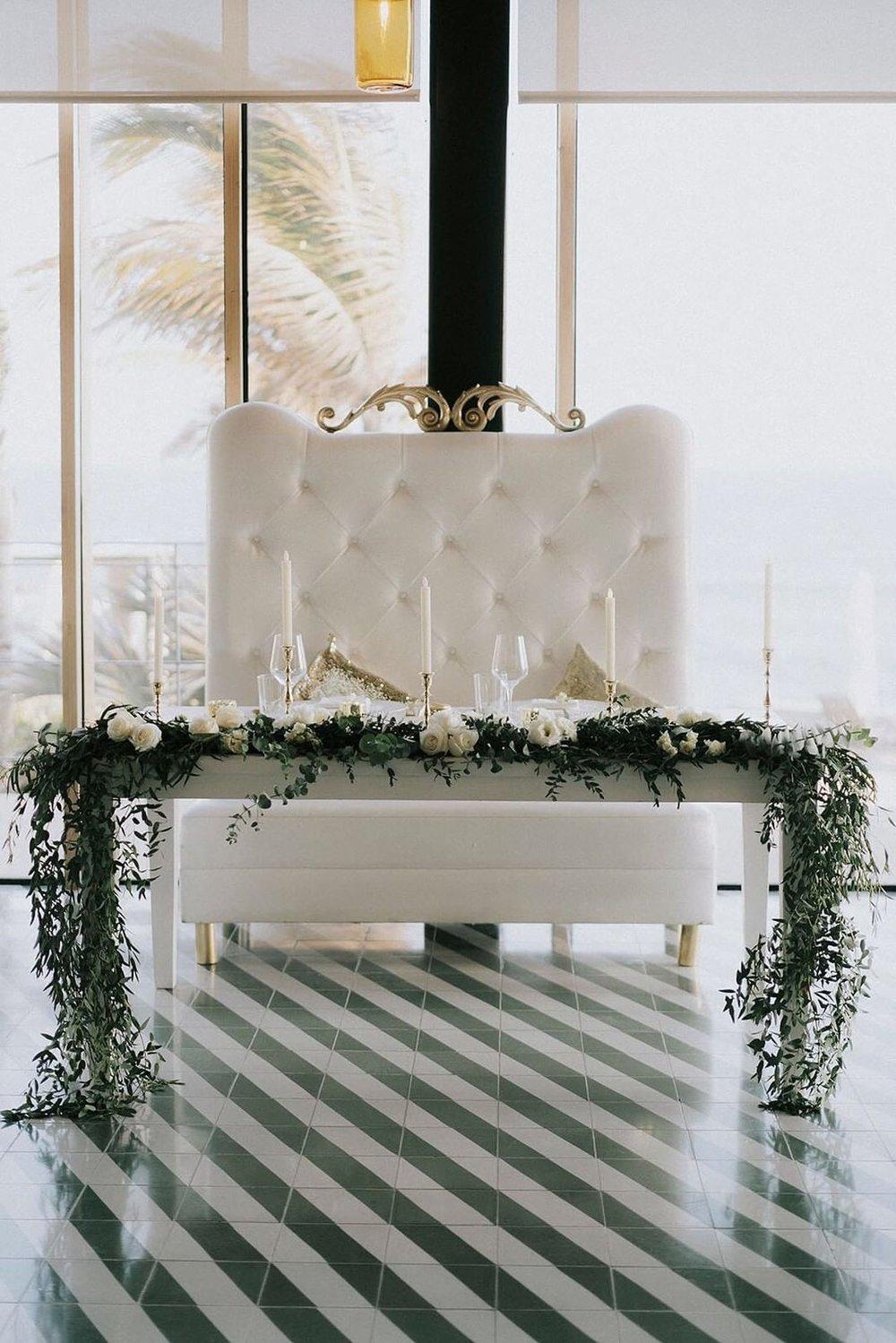 Photography:  David Le   Venue:  The Cape Hotel   Florals:  The Main Event Cabo