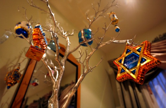 Christmas and Hannukah, Together Again -