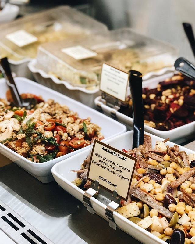 """The Antipasto Salad is a deli case favorite; a nice little snack ('antipasto' means """"food before the meal"""" in Italian) while you wait for the main event."""