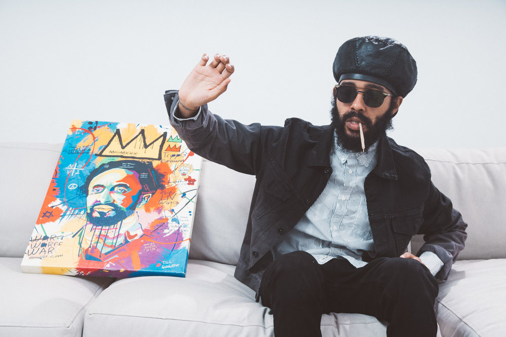 Protoje, Music And A Fearless Generation