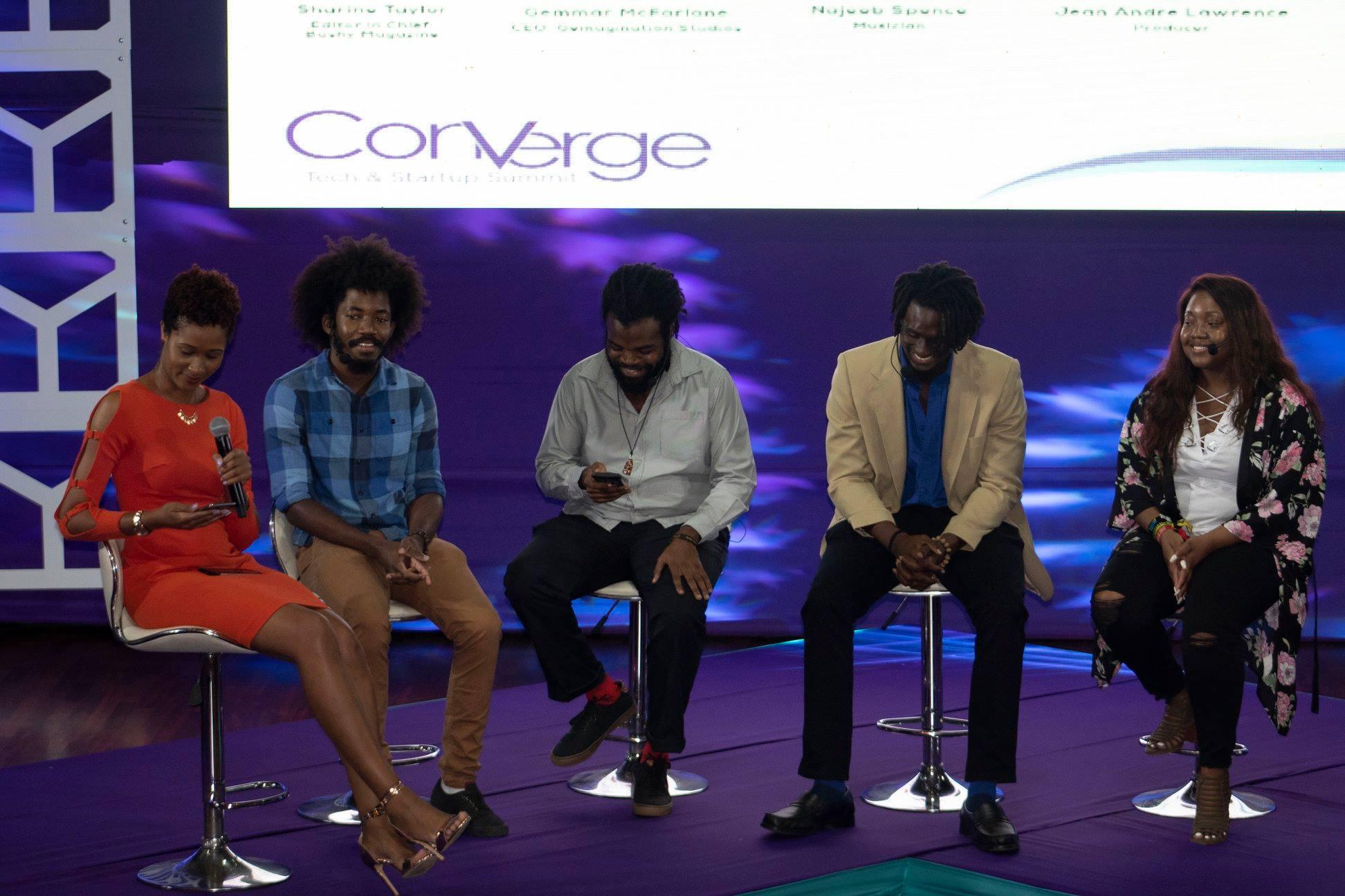 Bashy converge recap tech meets culture in jamaica bashy magazine bashy converge recap tech meets culture in jamaica malvernweather Images