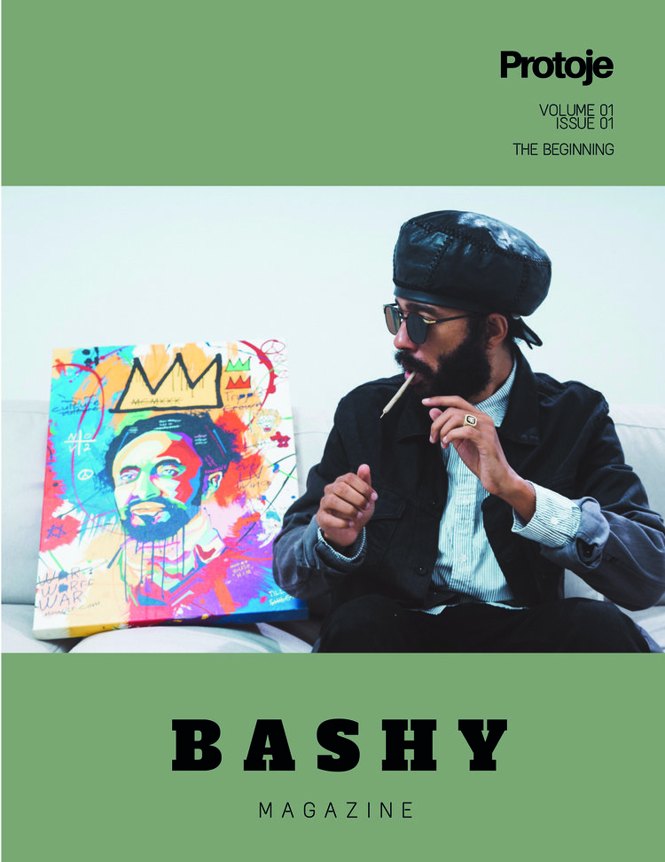 BASHY Magazine Volume 01, Issue 01: Protoje