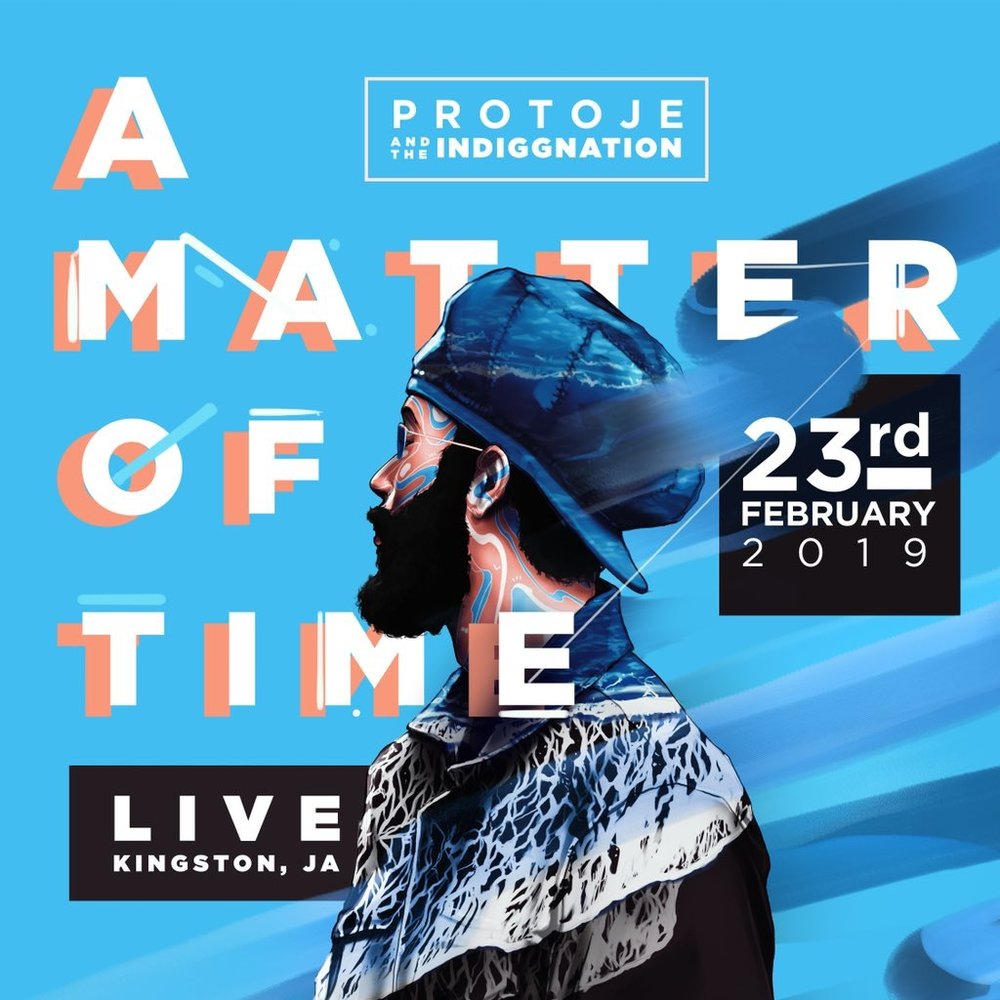 Protoje A Matter of Time Live