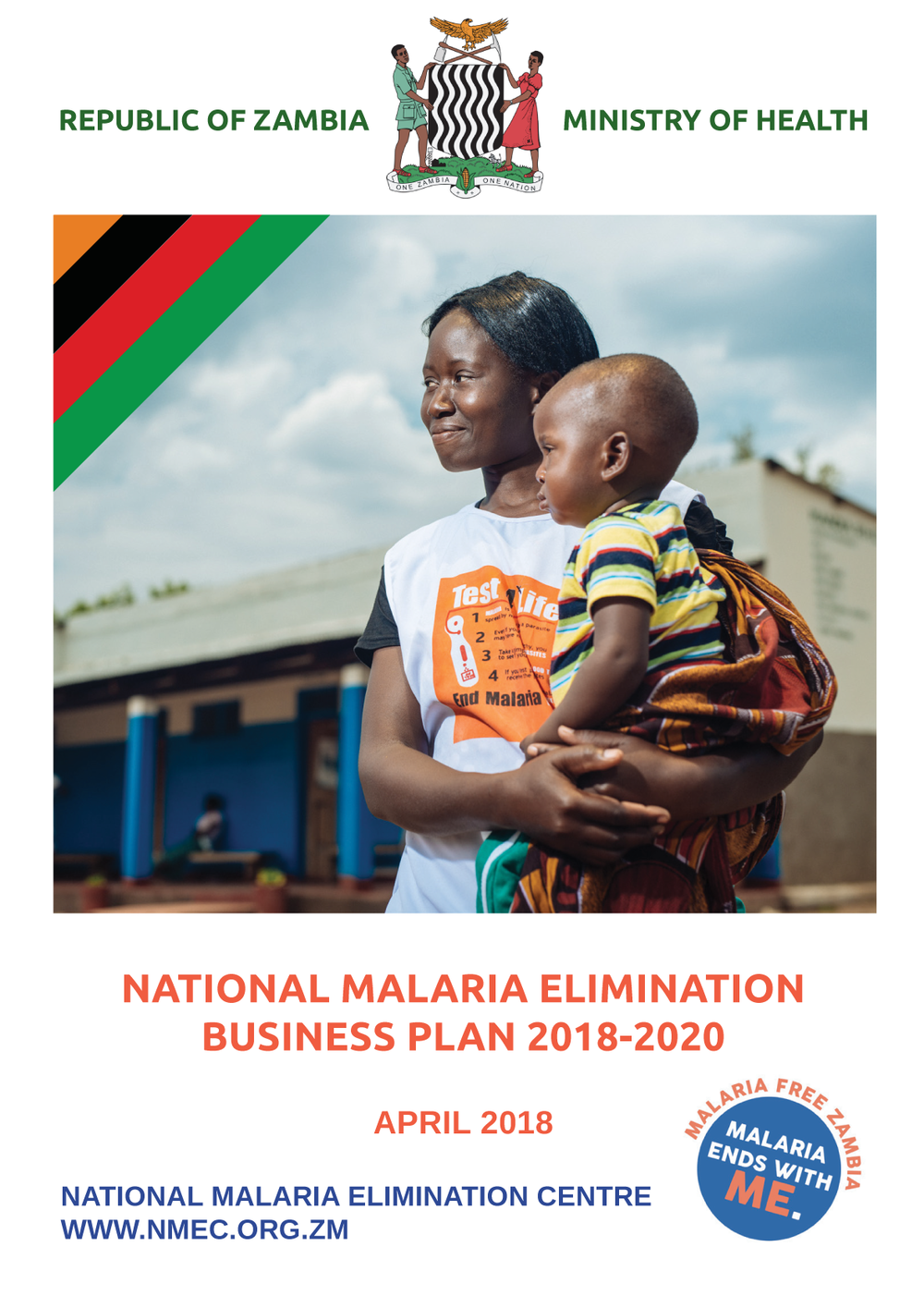 National Malaria Elimination Business Plan (2018-2020) - A strategy to bring partners together to provide scaled and sustainable financing to both measure and achieve malaria elimination...