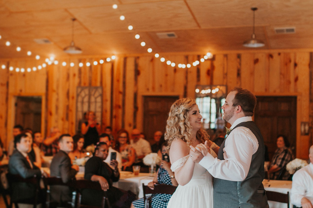 THEY ARE MARRIED. Now we dance and celebrate!