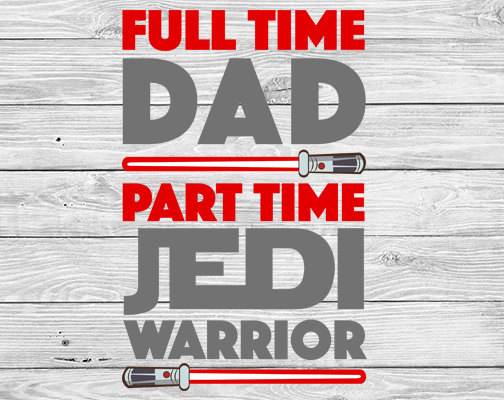 Jedi Disney Dad Shirt