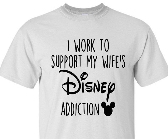 Disney Husband Shirt