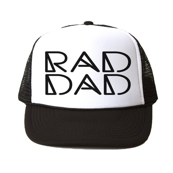 Rad Dad - Dad Trucker Hat