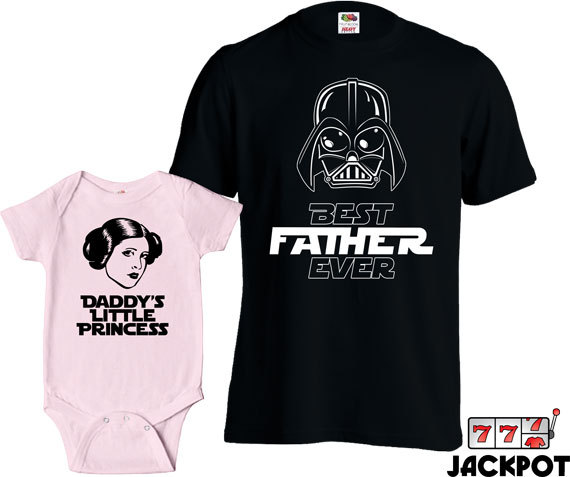 Star Wars Dad and Daughter Shirts