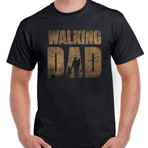 Dad Shirts - The Walking Dad