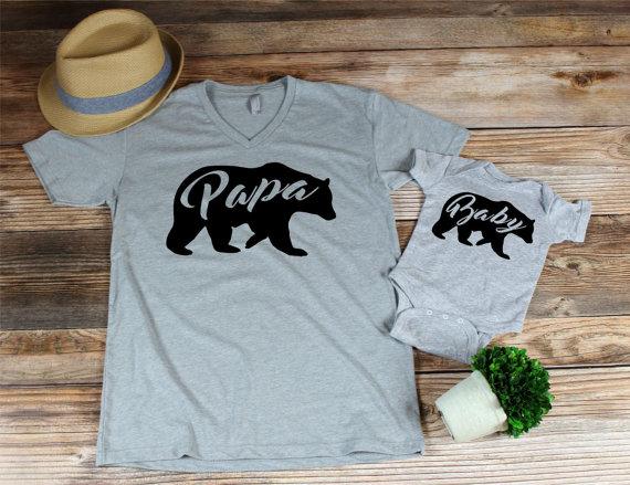 Baby Bear Baby Bear Shirts