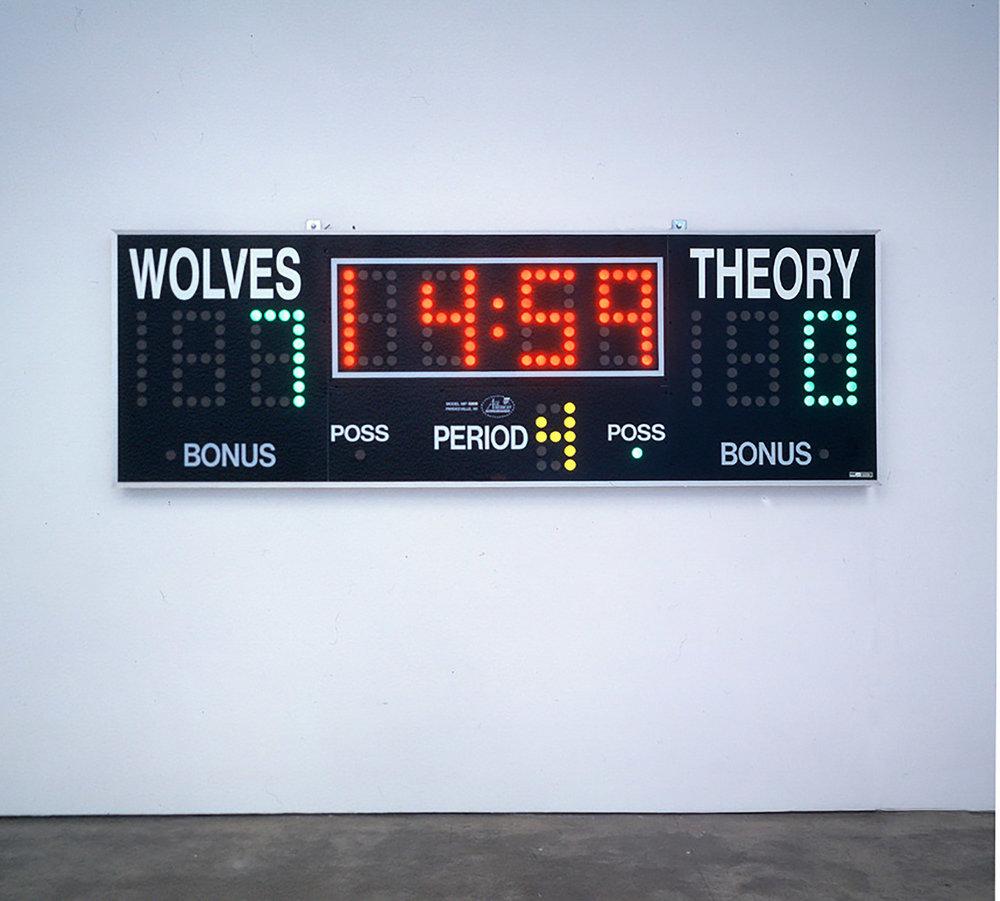 Score, 2001.