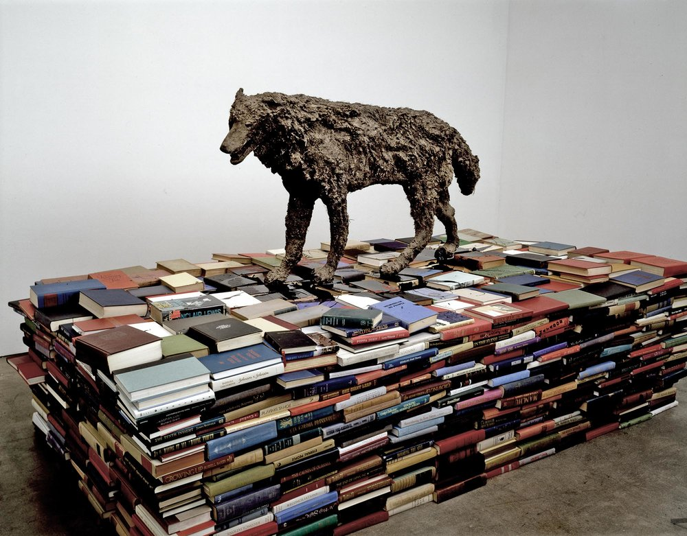 Wolf on Books, 2001.