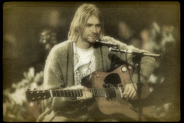 Kurt Cobain, who died on April 5, 1994 -- his body was found three days later