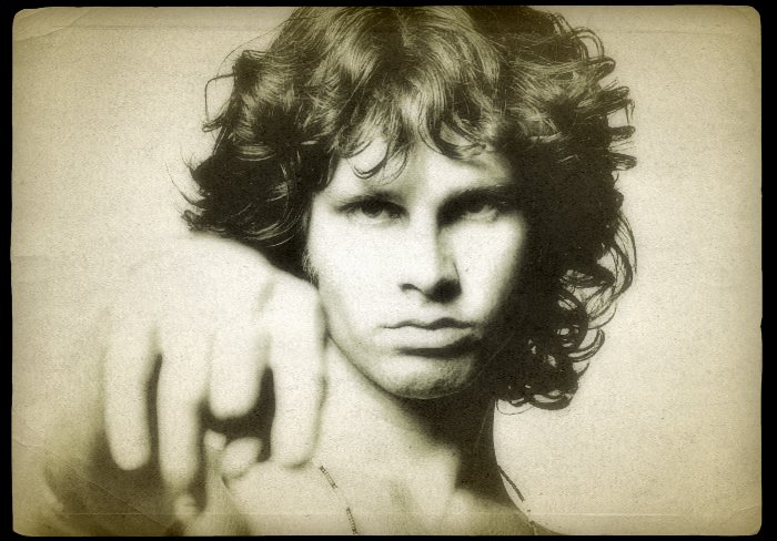 Jim Morrison, leader singer of the Doors, allegedly died in a bathtub in Paris at age 27... but the jury is still out on that one.