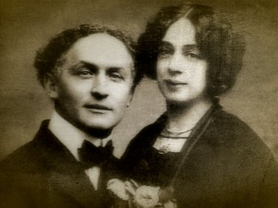 Harry and Bess Houdini