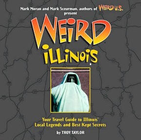 For more about UFO sightings and other general weirdness in Illinois, see Troy's book WEIRD ILLINOIS!