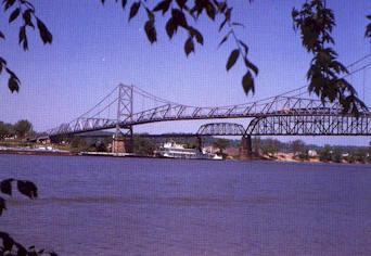 The Silver Bridge (Photo Courtesy of William Wright)