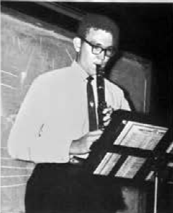 Newell Hoskins 1962-1967