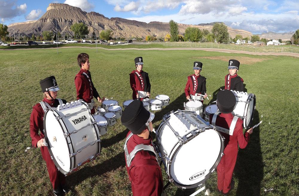 Drumline Mt Garfield.JPG
